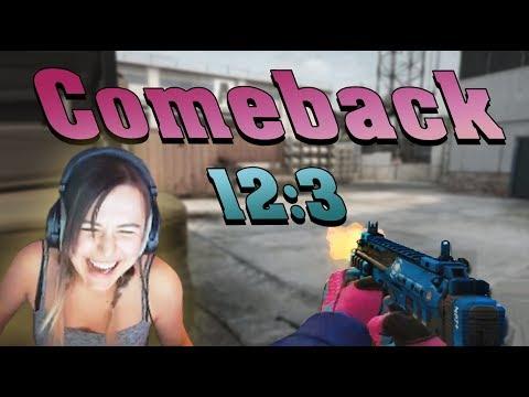 CS:GO FACEIT COMEBACK mit viel KRAFT!
