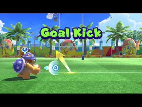 Mario and Sonic At The Rio 2016 Olympic Games ~ Rugby Sevens