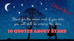 ♥ The Most Inspiring & Beautiful Quotes about Stars ♥ Outside ♥  PowerPoint Morph Effects ♥