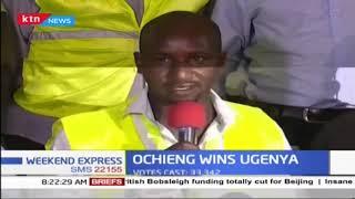 David Ochieng of MDG beats ODM's Karani to win Ugenya by-election
