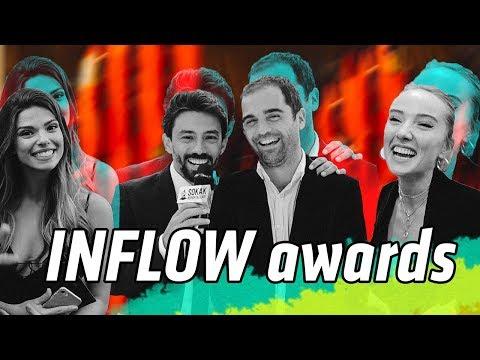 BİR ÖDÜL VERECEK OLSANIZ KİME VERİRDİNİZ? NEDEN? #INFLOW Awards