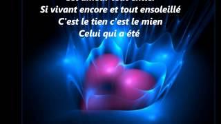 Cet amour De Jacques Prévert - Jeanne Moreau.wmv
