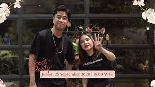 Gambar cover Secret Party Tak Bisa Bersama Vidi Aldiano Feat Prilly Latuconsina