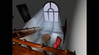 Ария -  Закат  (клип, 3D Max)