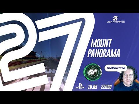 [PS4] GT SPORT | MOUNT PANORAMA @AUSTRÁLIA | COPA DE MARCAS | T27 | NARRAÇÃO ADRIANO OLIVEIRA