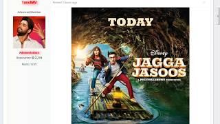 How to Download Movie Jagga Jasoos