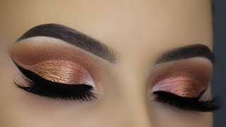 Video Tropical Heat Inspired Cut Crease Tutorial download MP3, 3GP, MP4, WEBM, AVI, FLV Juni 2017