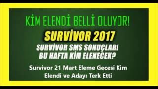 Survivor 21 Mart Eleme Gecesi Kim Elendi ve Adayı Terk Etti