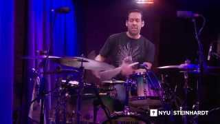 Conversations with Antonio Sanchez