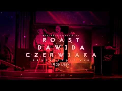 SB MAFFIJA (King TomB, Białas, Solar, Lanek) - Roast Dawida Czerwiaka, host ADM