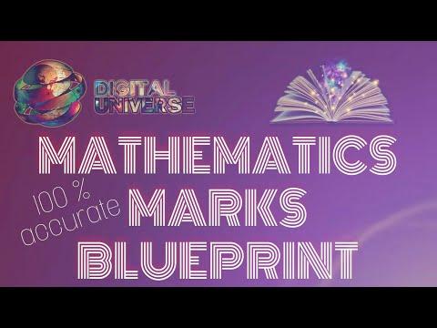 Mathematics marks blueprint cbse 2017 18 100 accurate youtube mathematics marks blueprint cbse 2017 18 100 accurate malvernweather Gallery