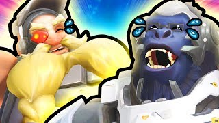 Top 10 Most Hilarious Dialogue Interactions in Overwatch
