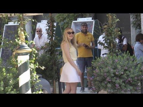Dakota Fanning in Venice for the Film Festival 2018