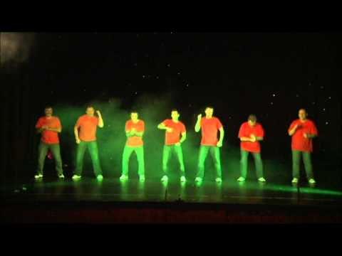 The Evolution Of Dance (2010) by the Dads of Jeanette McCulloch School Of Dance