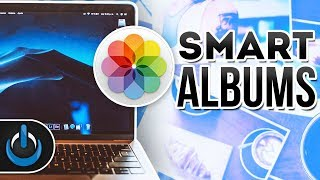 How to Use Smart Albums - Apple Photos for Mac