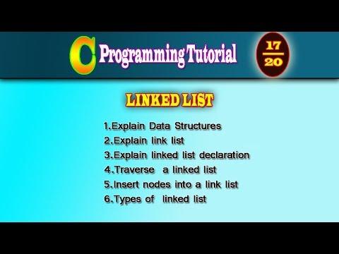 C Programming Tutorial DAY 17   Linked List   Codedeveloper thumbnail