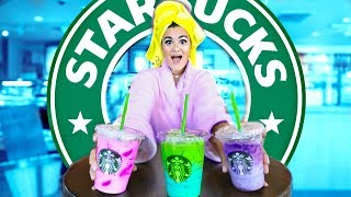 If I Lived in Starbucks!