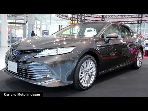 Toyota Camry G Leather Package : Graphite Metallic - YouTube