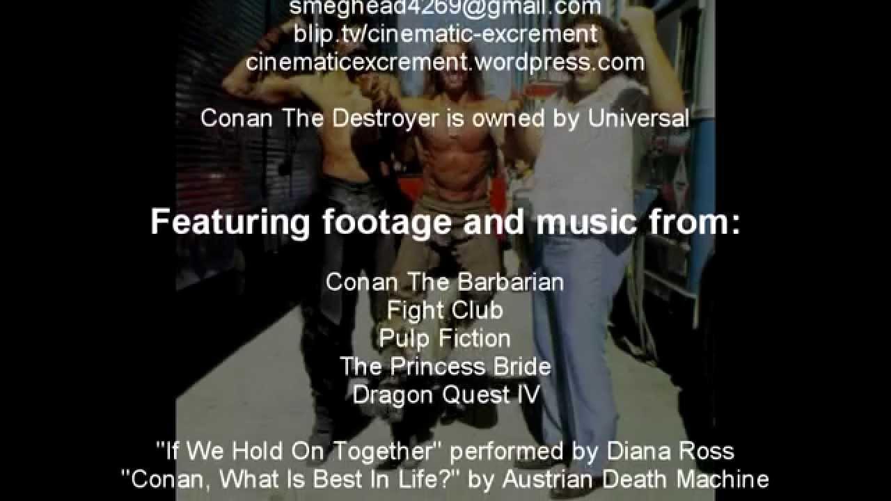 Download Cinematic Excrement: Episode 28 - Conan The Destroyer, part 2