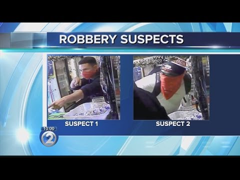 Honolulu police seek suspects behind Kalihi mom-and-pop store robberies