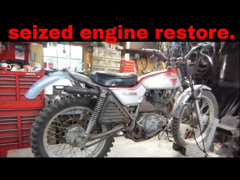 will it run? antique honda trials bike pt 1 of 2