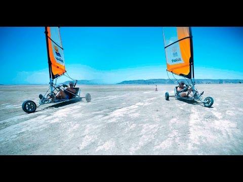 Land Sailing Egypt - El Gouna