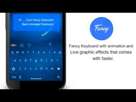 Download Fancy Keyboard Live & Animated for android 2 3 6