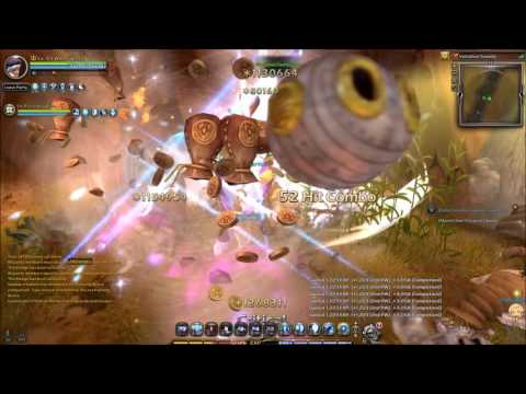 Dragon Nest Europe Lv 93 Daily Quest Crusader