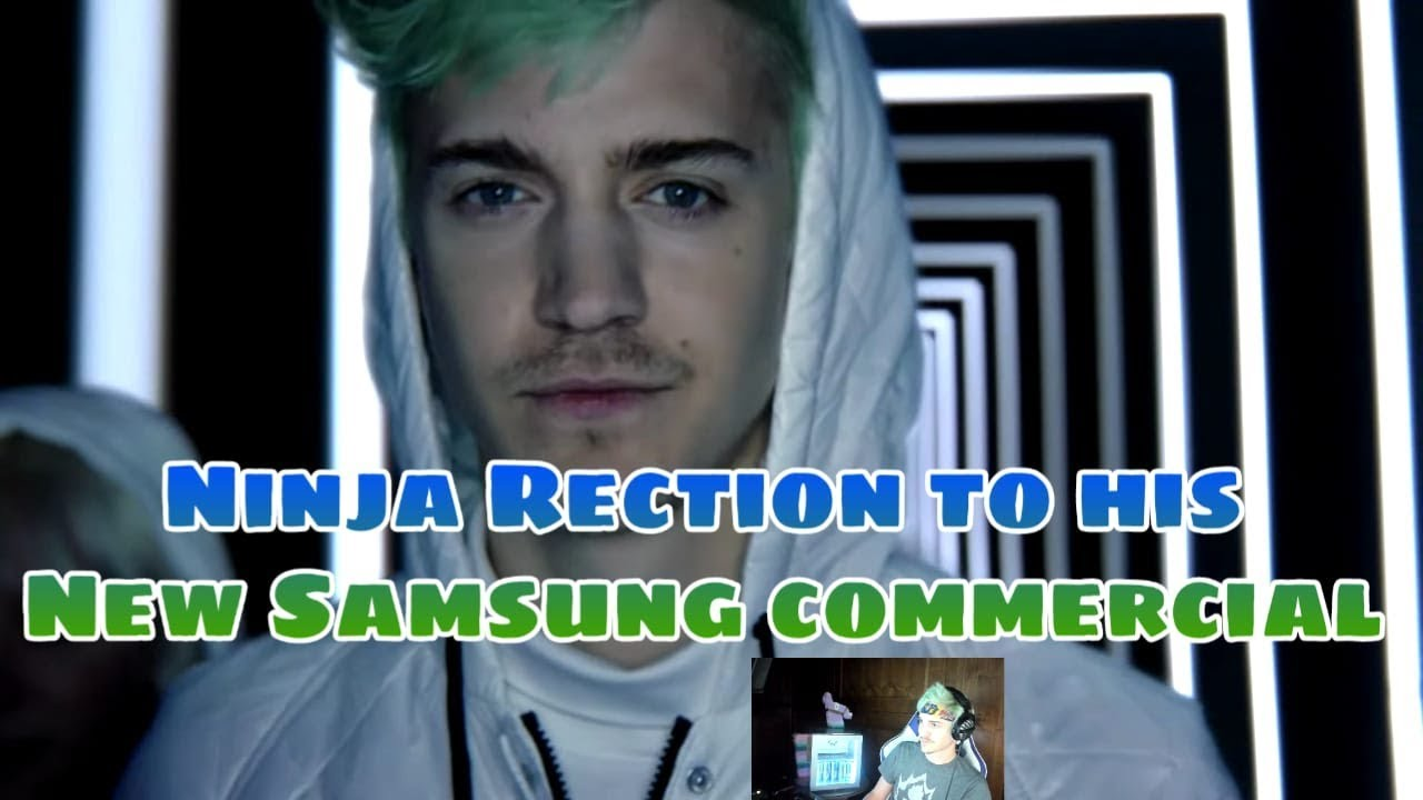 3fea02f5878c Ninja Reacts to His TV Commercial with Travis Scott for Samsung!.Tfue  Decided To Die (Emotional)