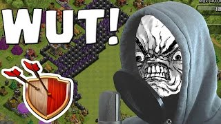 [facecam] WUT! || CLASH OF CLANS || Let's Play CoC [Deutsch/German Android iOS PC HD]