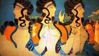 Кносский дворец на острове Крит. История строительства.(Кносский дворец на острове Крит Рассказ экскурсовода о том как использовали кипарис для строительства..., 2014-08-21T18:56:26.000Z)