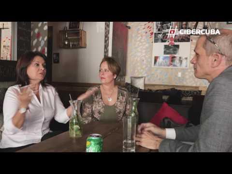 Conversando en Miami con Nancy González y Dianelis Brito