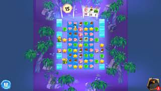 Angry Birds Match. Level 107. No Boosters. Android. Gameplay