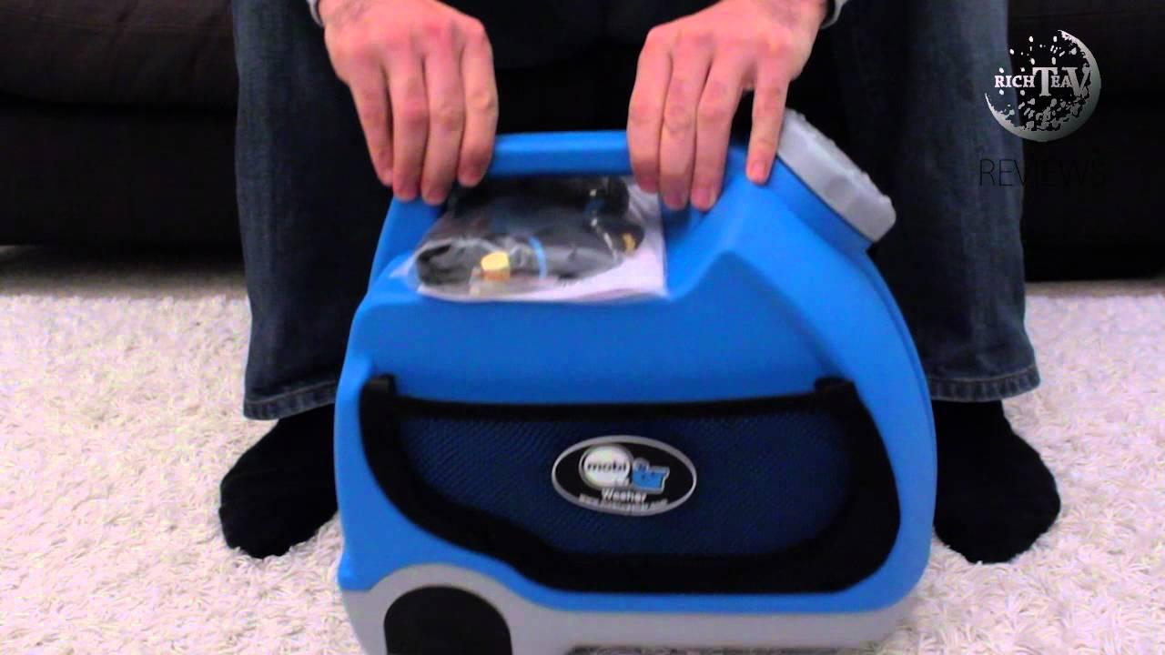 Mobi V15 Pressure Wash Review Youtube