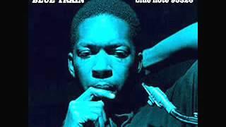 John Coltrane   Blue Train Full Album wmv