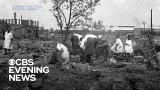 Possible mass grave from 1921 Tulsa race massacre found