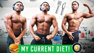 What I Eat in a Day to STAY LEAN   Full Day of Eating!