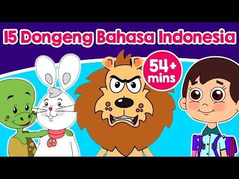 10 Dongeng Bahasa Indonesia | Cerita Untuk Anak-Anak | Animasi Kartun | Kids Stories in Indonesian