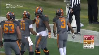 Tennessee vs Nebraska Music City Bowl Highlights 2016