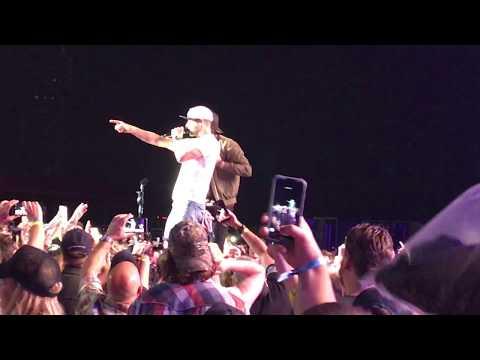 Cole Swindell & Dierks Bentley - Flatliner (Live) // Jones Beach 2017