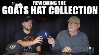 The GOATS Hat Collection
