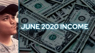 How I made $3544.52 in June 2020: KDP Earnings Report and how I could make $10K in December.