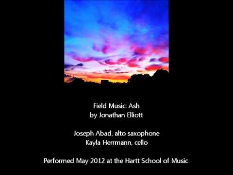 Field Music: Ash by Jonathan Elliott