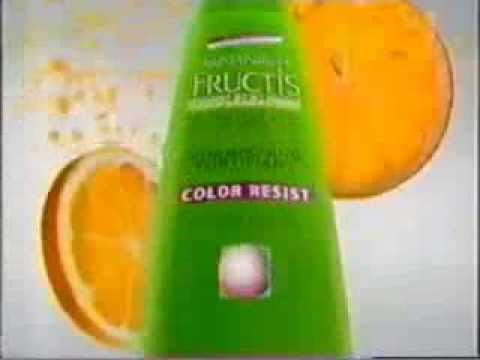 garnier fructis color resist 2004 - Fructis Color Resist