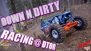 DOWN N DIRTY ROCK BOUNCERS PRO ROCK RACING SEASON OPENER AT DTOR
