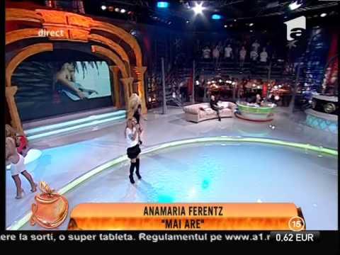 "Anamaria Ferentz: ""Mai tare"""