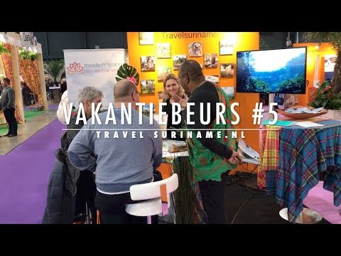 Vakantiebeurs #5 achtergrond - Travel Suriname.nl