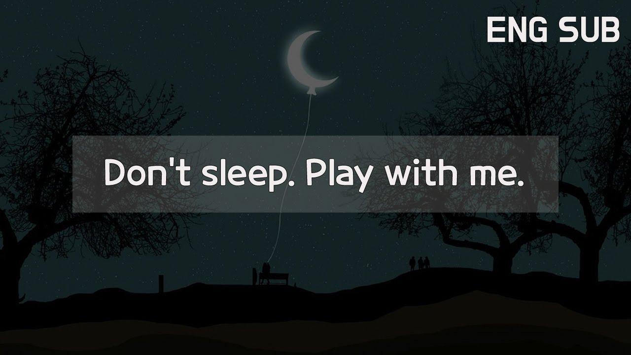 (ENG SUB) ASMR Boyfriend | Don't sleep Play with me | Aegyo ASMR | Korean Boyfriend | Dr.Memory 3D