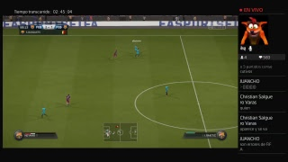 Directo Fifa 16 Temporada online Titulo Div 1!!!