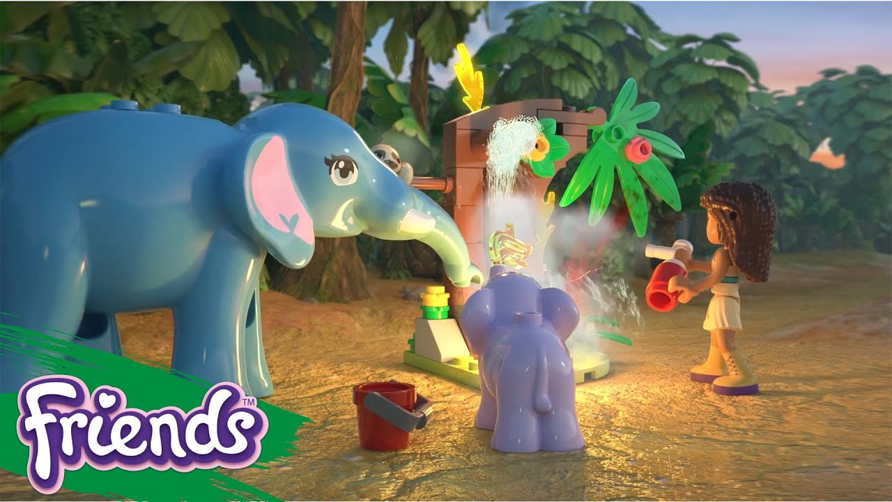 Saving The Jungle Animals – LEGO® Friends
